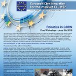 Image for the Tweet beginning: Robotics in CBRN - free