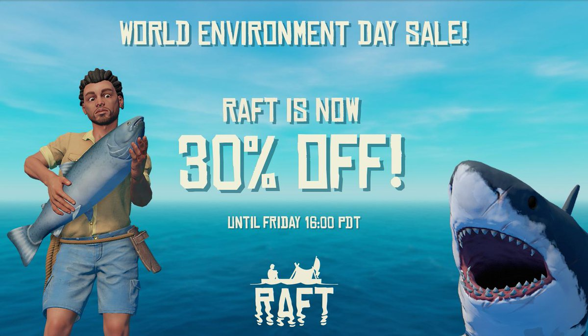 Raft (@RaftSurvivaGame) | Twitter