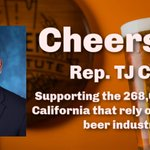 Image for the Tweet beginning: Thank you @RepTjCox for sponsoring