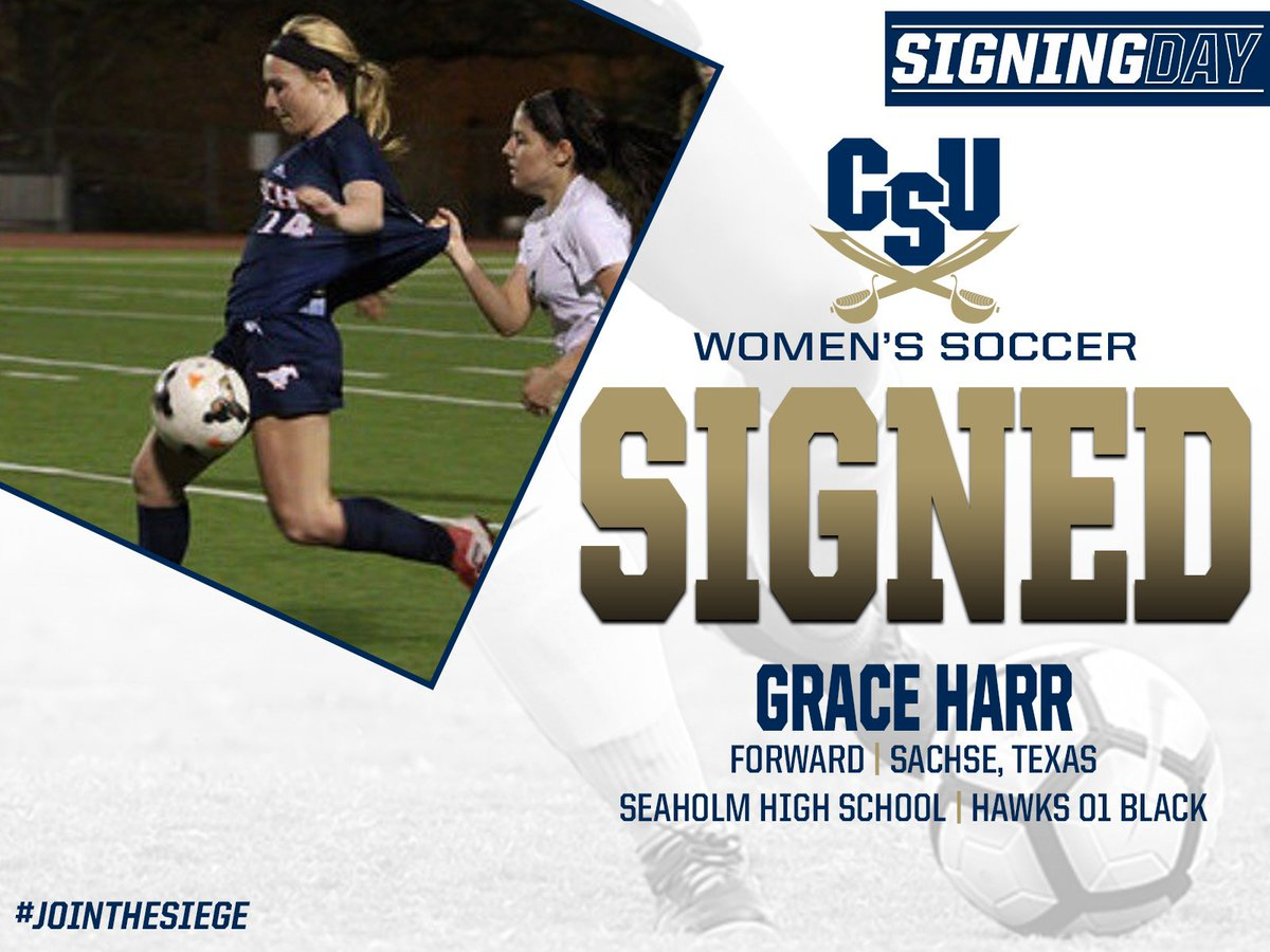 Buccaneers announce one more addition to the 2019 women's soccer signing class - https://bit.ly/2Kovy1g  #JoinTheSiege