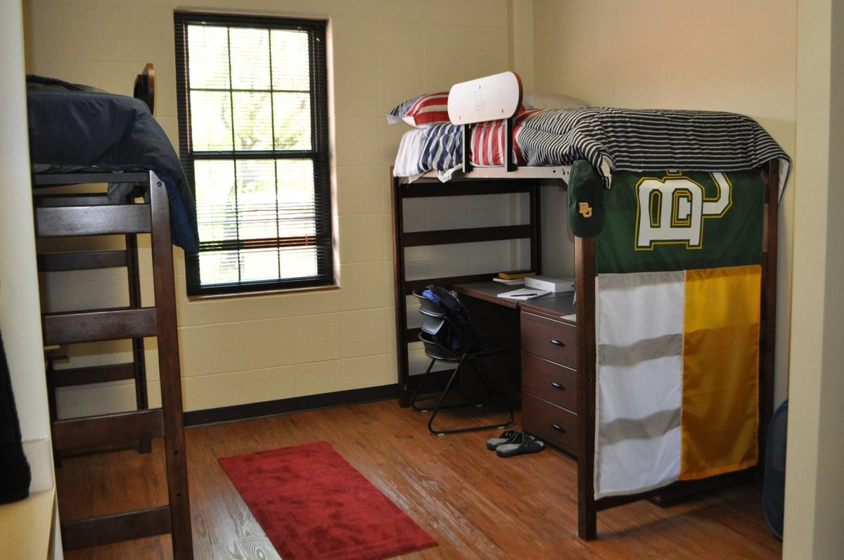 Baylor University On Twitter Bu23 Living In North Russell Hall This Fall Here S A Look At Your New Home Https T Co 9ilncfpyud
