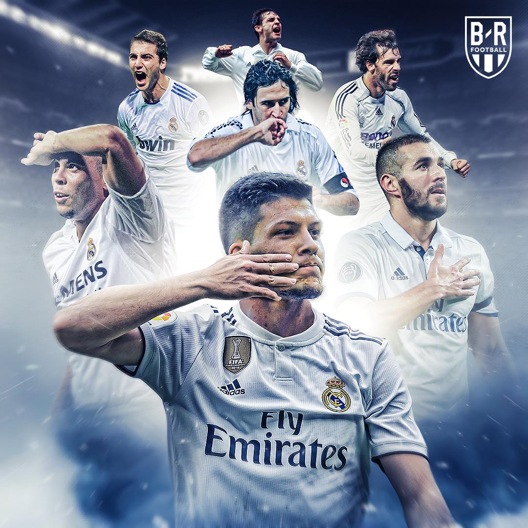 Br Football On Twitter Real Madrid Have Their Next