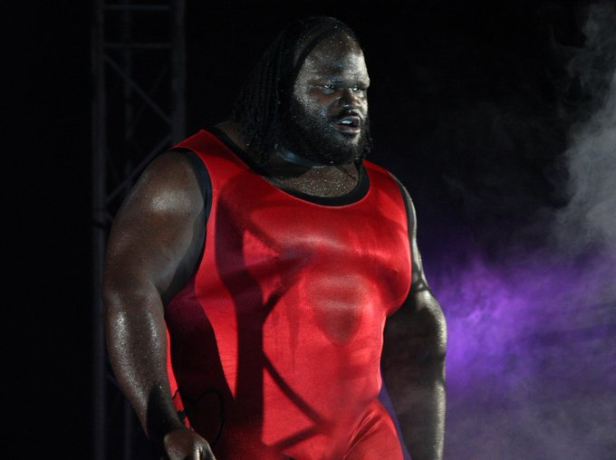 Happy birthday to Olympic weightlifter and WWE Hall of Famer, Mark Henry!  Have yourself a day, Sexual Chocolate!