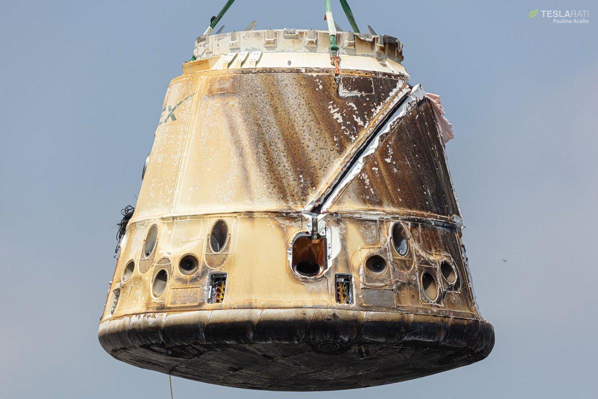 Falcon 9 (CRS-17) - CCAFS - 04.05.2019 - Page 6 D8P7UOKUcAEHcLT