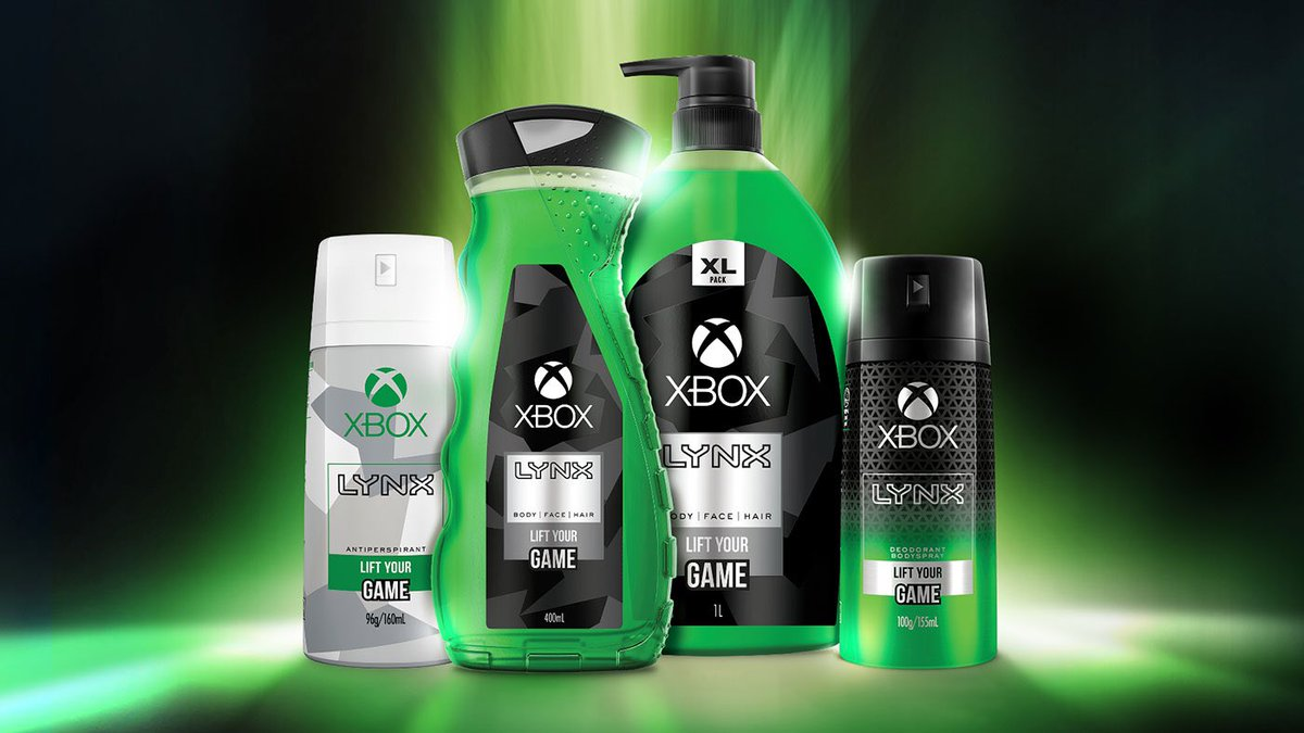 An Xbox Inspired Lynx Range Is Hitting Australia https://press-start.com.au/news/xbox/2019/06/04/an-xbox-inspired-lynx-deodorant-range-is-hitting-australia/ …