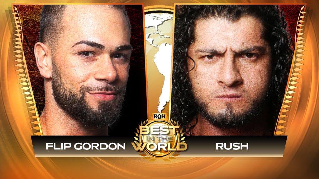 """ROH: Luchadores mexicanos en acción en """"Best in the World"""" 3"""