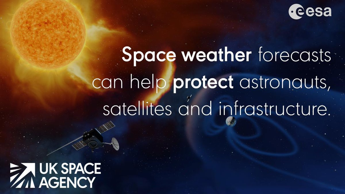 Image result for UK, US and Europe join forces on 'space weather' system