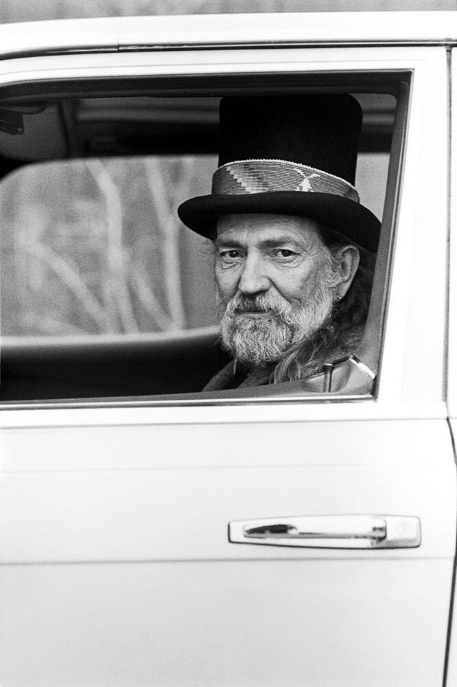 """""""Be here. Be present. Wherever you are, be there.""""  ⠀⠀ Willie Nelson."""