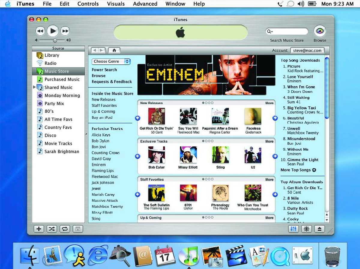 How people talked about iTunes when it first launched
