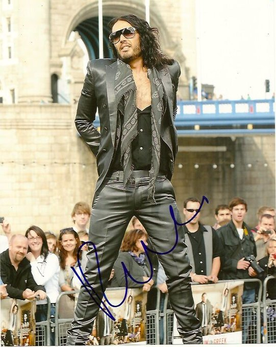 Happy Birthday, Russell Brand!