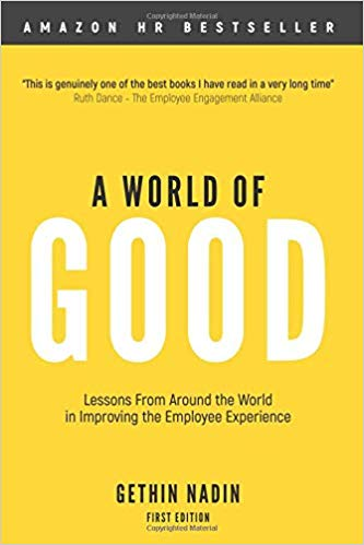 Next week it is the @FestivalofWork and we will be on stand A140 with a load of goodies, including some copies of #AWorldOfGoodBook to give away @WorldofGoodBook @CIPD @ThePxHub #EmployeeExperience #PeopleExperience #EmployeeEngagement