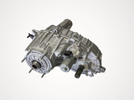Our 4x4 transfer cases help deliver improved torque accuracy, vehicle traction and stability control. With an efficient design that reduces mass and packaging, it is a highly scalable technology allowing flexibility in the layout of the motor. #TechTuesday