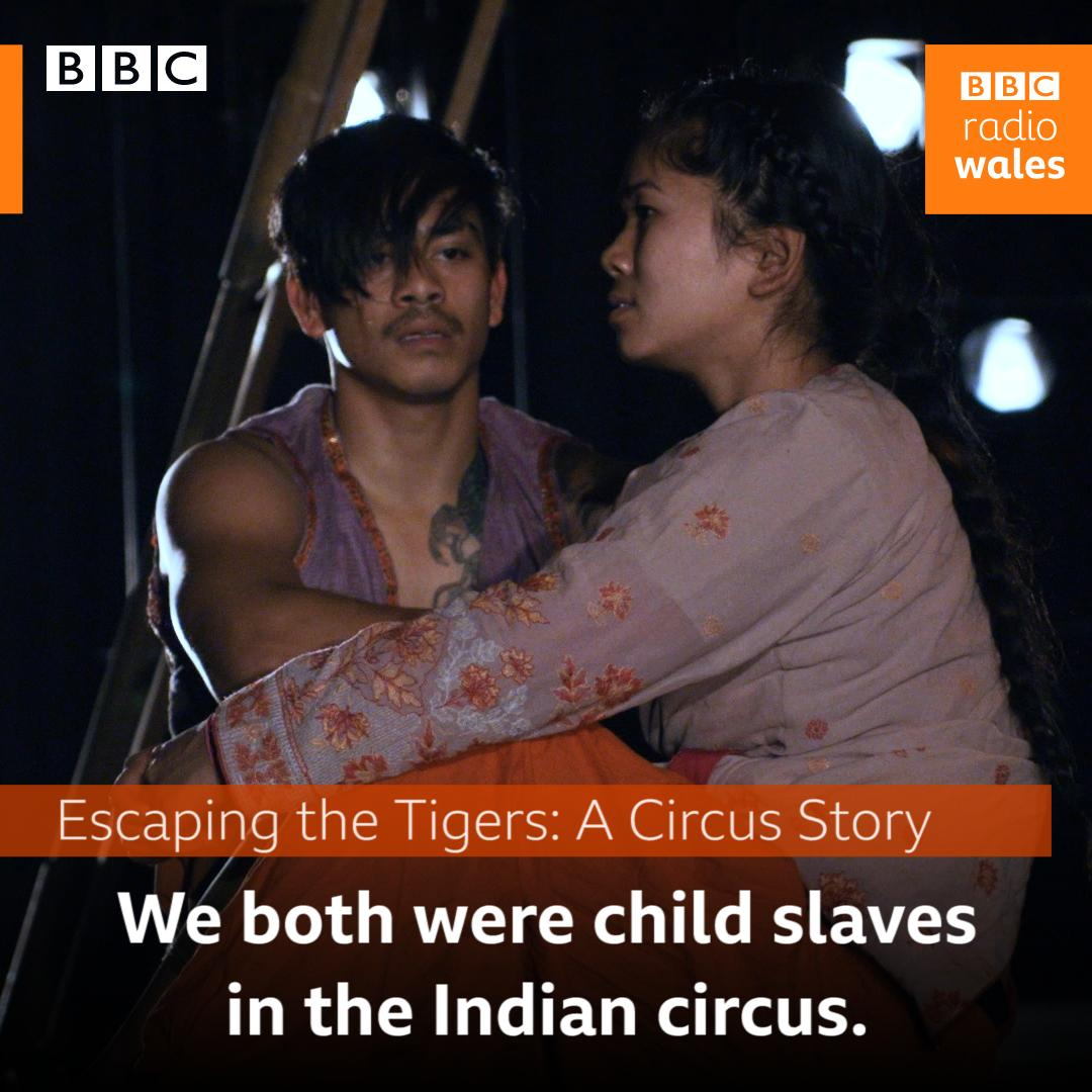 Not all slavery stories are from history. Renu and Aman were taken to India when they were young and held as slaves in the circus. Now they perform internationally in an awe-inspiring show... 👏
