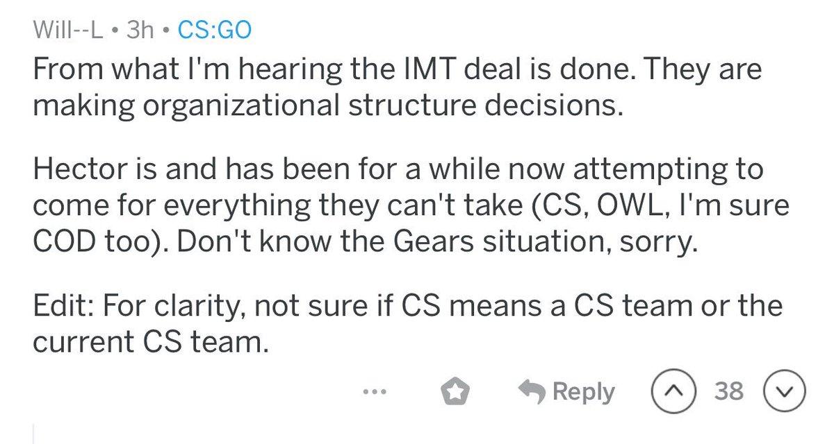 CWL INTEL on Twitter: