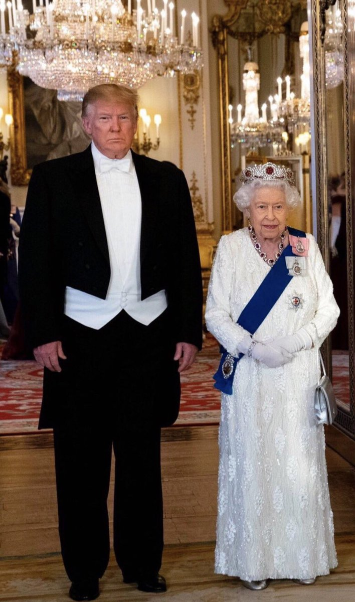 Edward Af Sillen On Twitter Got To Remember The Protocol It S Grab Her Royal Majesty The Queen By The Pussy