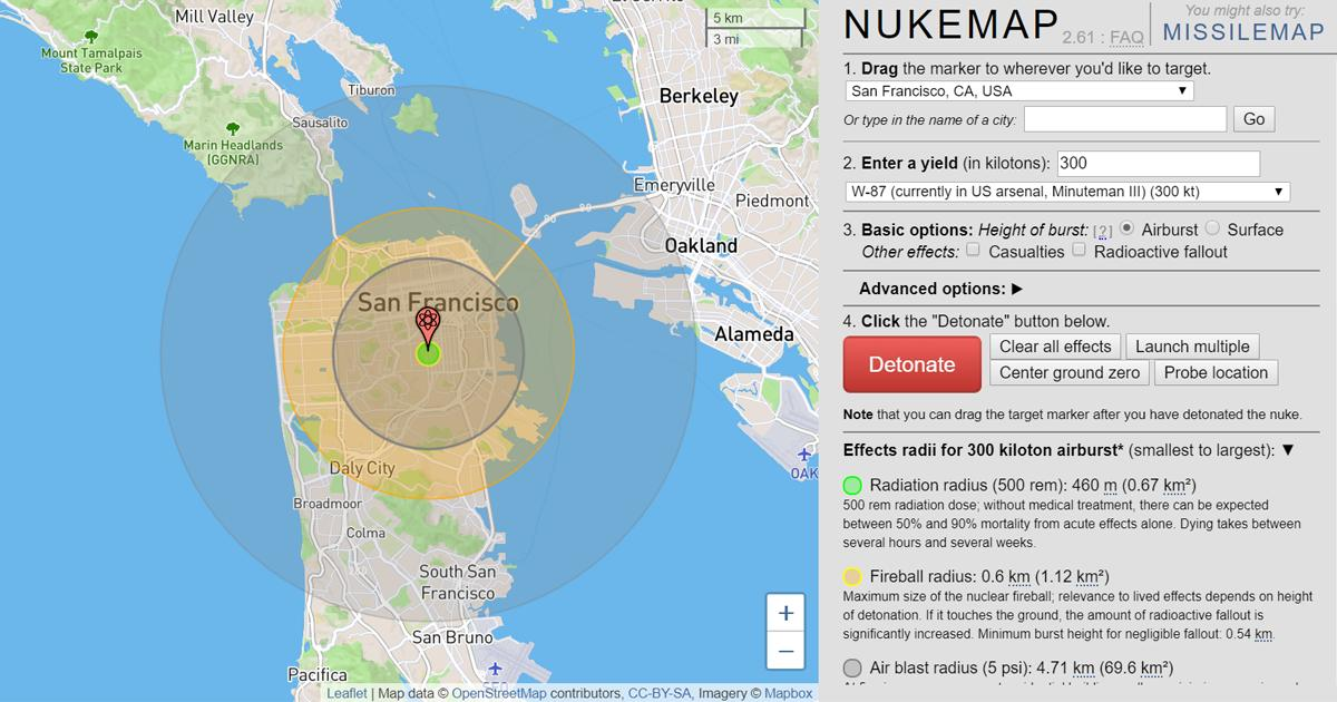 Nukemap Tagged Tweets And Download Twitter Mp4 Videos Twitur - Us-nuke-map