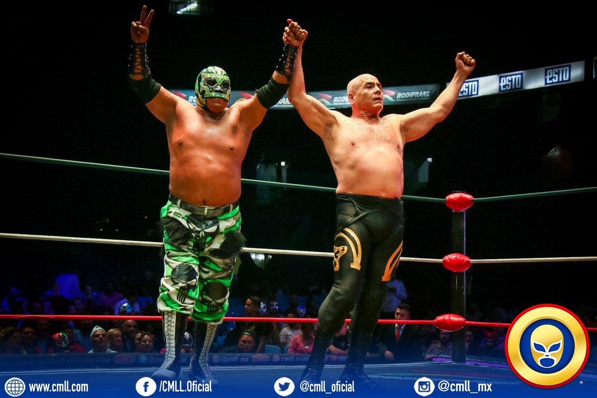 Una mirada semanal al CMLL (Del 30 mayo al 5 junio de 2019) 16
