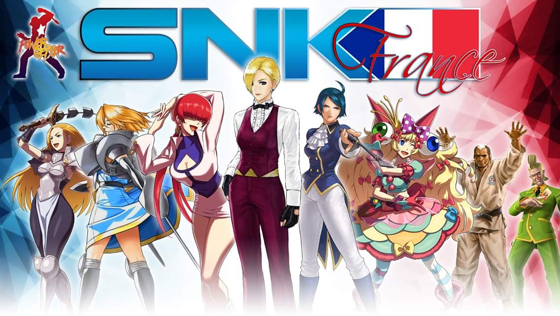 Powergeyser On Twitter After England Now It S France S Turn With A Wide Variety Various Snk Series Have French Chars In World Heroes We Have Jeanne Samurai Shodown Has Charlotte In Art Of Fighting We Have