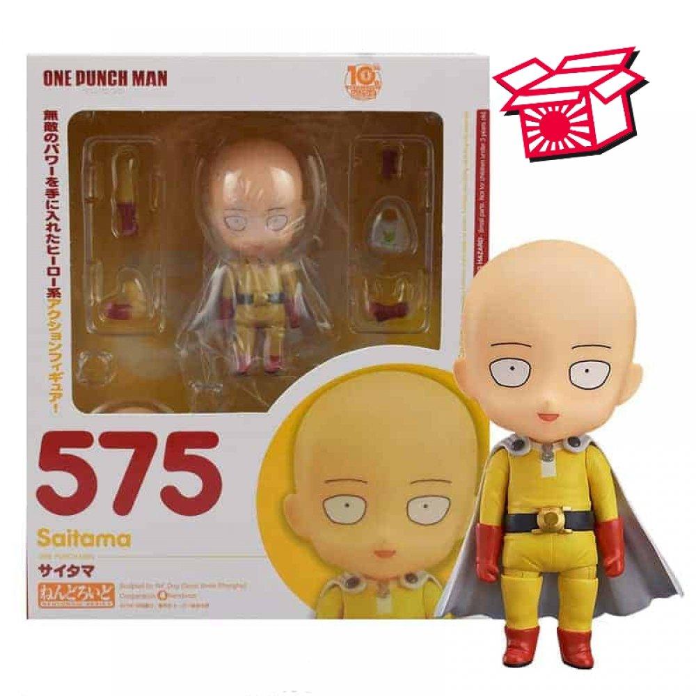 One Punch Man Saitama Nendoroid Toy - Tokyo Depot   #nendoroidonepunchman #onepunchmanfigure #Saitamaactionfigure
