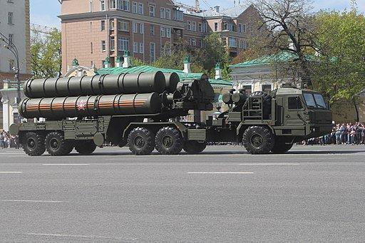 الصين تتسلم رسميا منظومات  S-400 Triumf  للدفاع الجوي من روسيا  D8QKJb5UYAA4Zjy