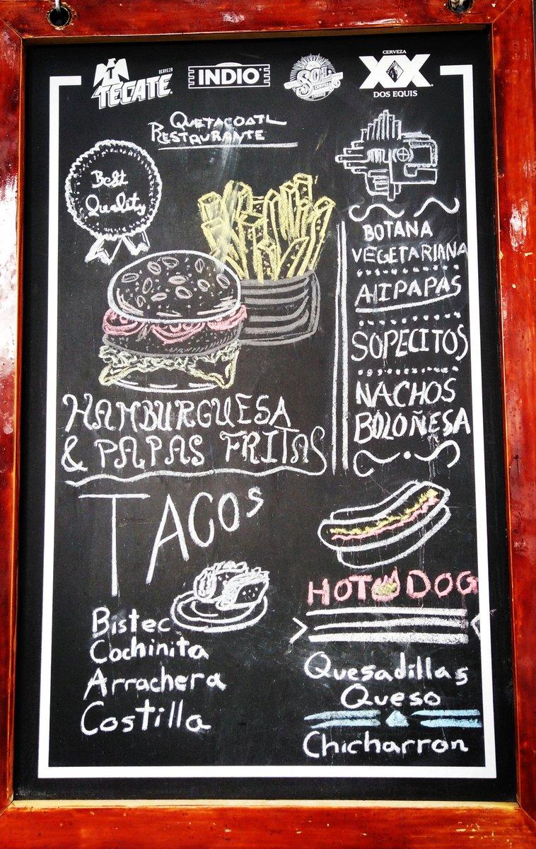 Quetacoatl Restaurante's photo on Carranza