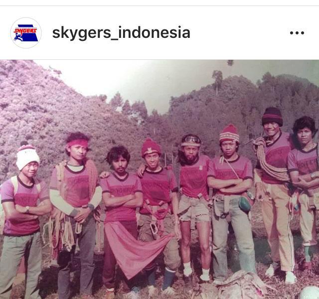 organisasi pecinta alam di indonesia