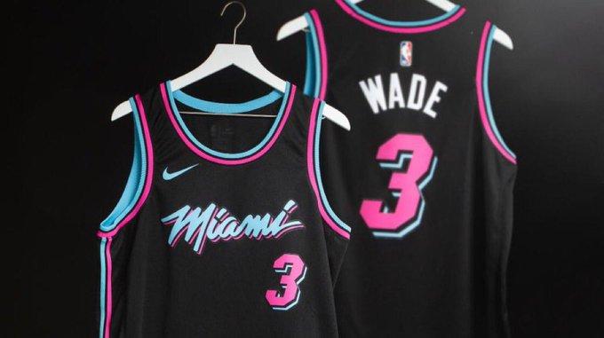 save off 51f08 a8e3f Miami Heat City Edition : Latest news, Breaking news ...