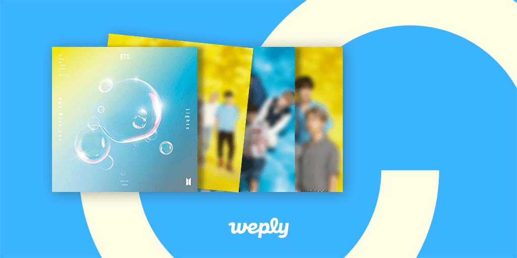 #BTS #MD #위플리 #예약판매 BTS 일본 싱글 10집을 위플리에서 만나세요🥰 판매👉 6월 5일~7월 2일 출시👉 7월 3일 예약기간 세트로 구매하시면 특전 선물이 있어요 #한정_수량_주의 특전 선물은? 🎁 📷 셀카인화사진(멤버별7매 세트)&세트용 케이스 위플리로 가기 👉 app.weply.io/4ginq