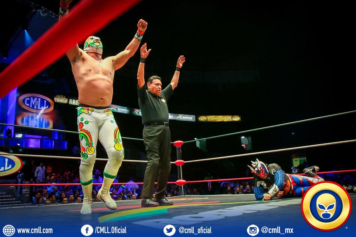 Una mirada semanal al CMLL (Del 30 mayo al 5 junio de 2019) 15