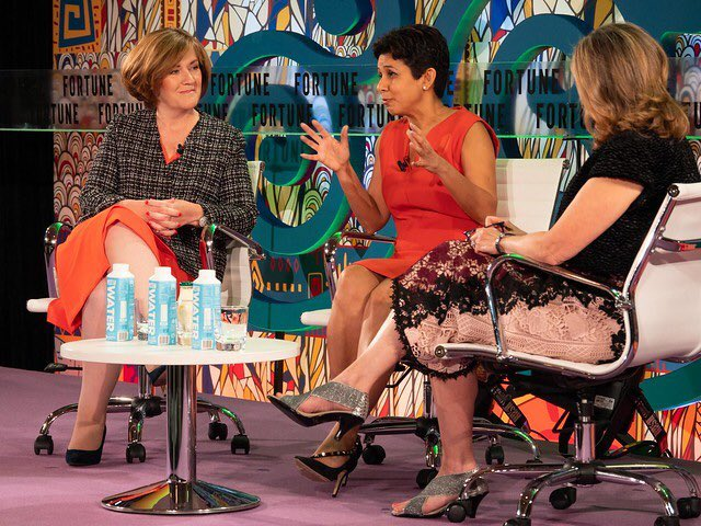 Thank you @NinaEaston , @kirthigareddy and @FortuneMPW for a great business discussion in London. I believe more than ever that we can, and we will, find a better, more inclusive and equitable way to grow.