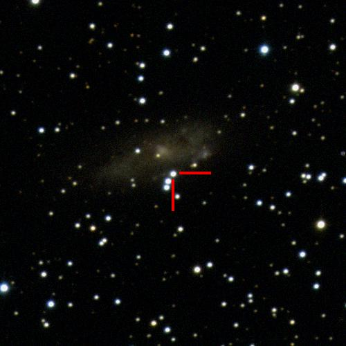 The Type II supernova 2019fcn in ESO430-G020, 38 million light years away. #ucsctransients #swopetelescope