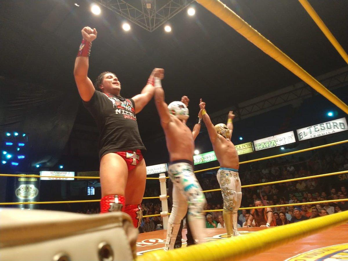Una mirada semanal al CMLL (Del 30 mayo al 5 junio de 2019) 19