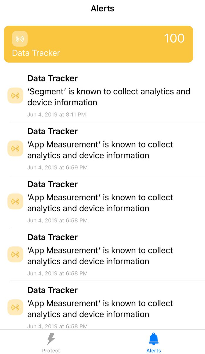 screenshot_Data_Trackers_Within_1_Hour_of_Use