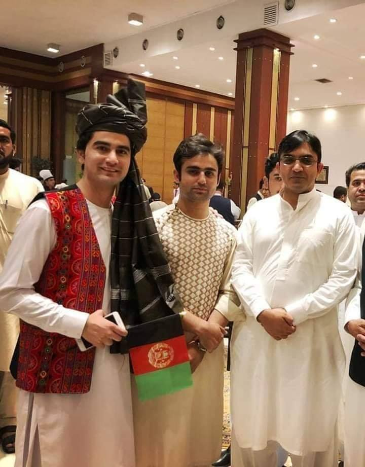 لفظ پشتو کا مطلب ہے غیرت