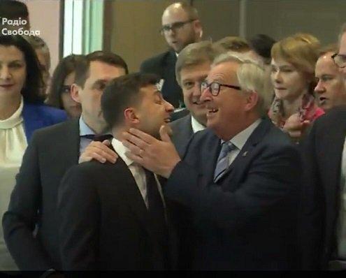 Зеленський - Путіну: Загострення конфлікту - не найкращий фон для відновлення переговорів - Цензор.НЕТ 5711