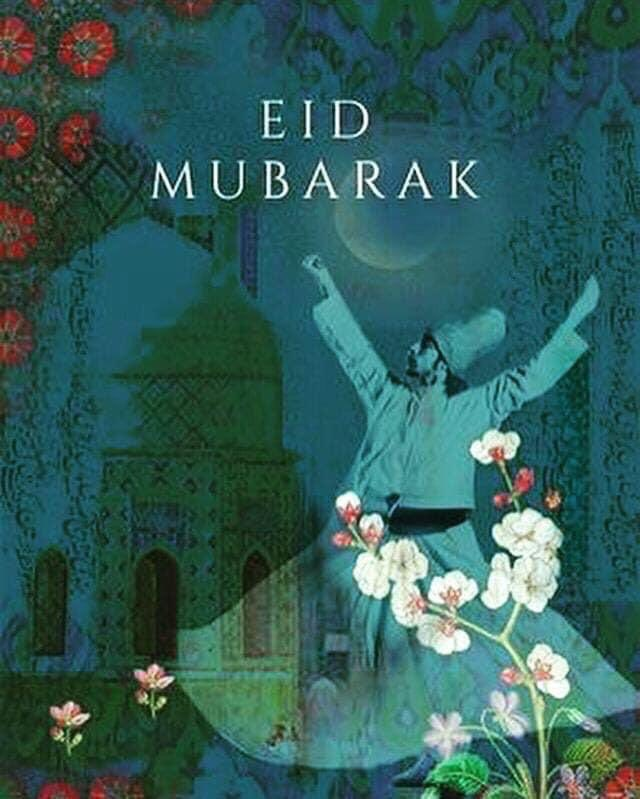 May this Eid usher in peace and happiness for everyone. #EidMubarak