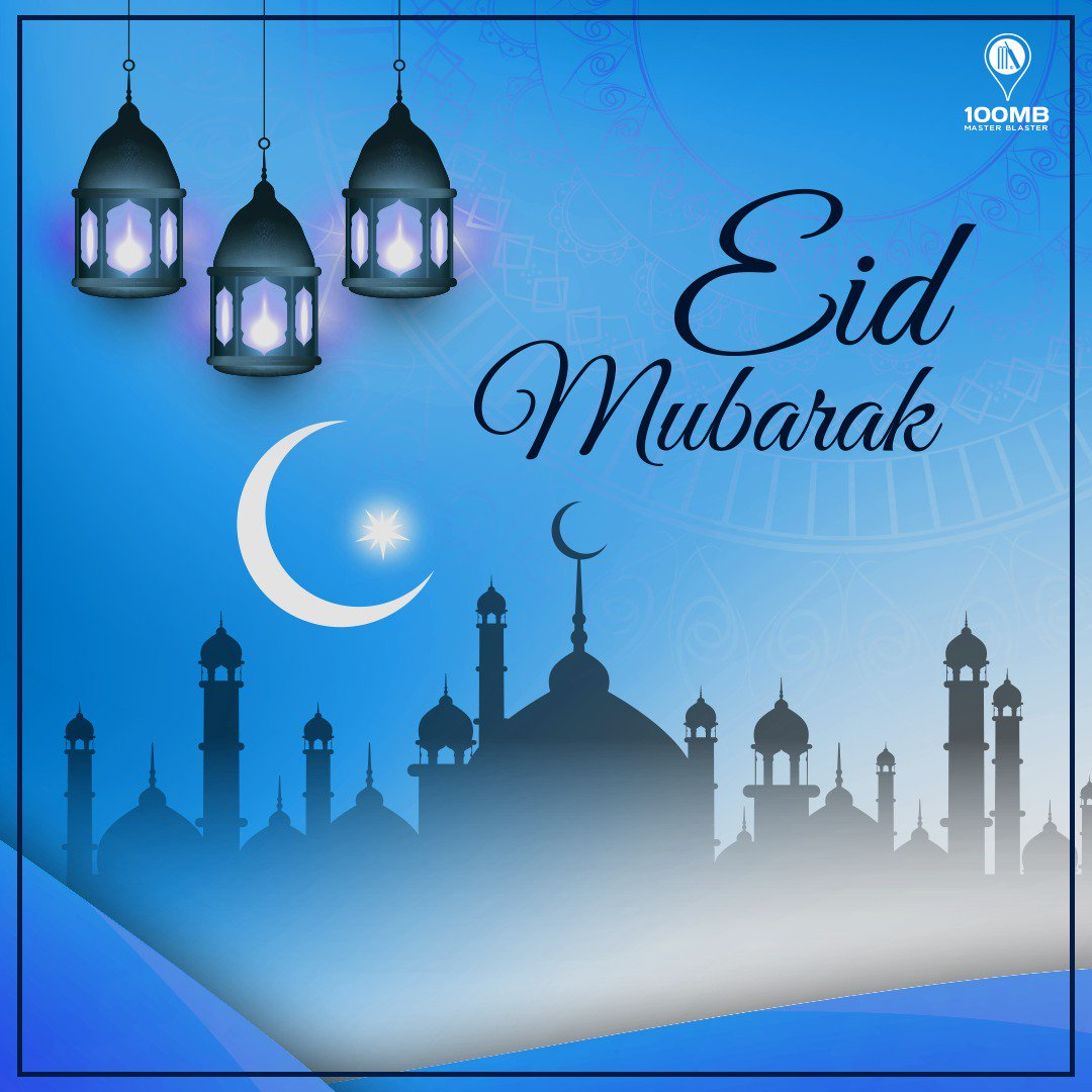 Eid-ul-Fitr greetings to all!  May the grace of the Almighty usher happiness and harmony in everyone's life. #EidMubarak