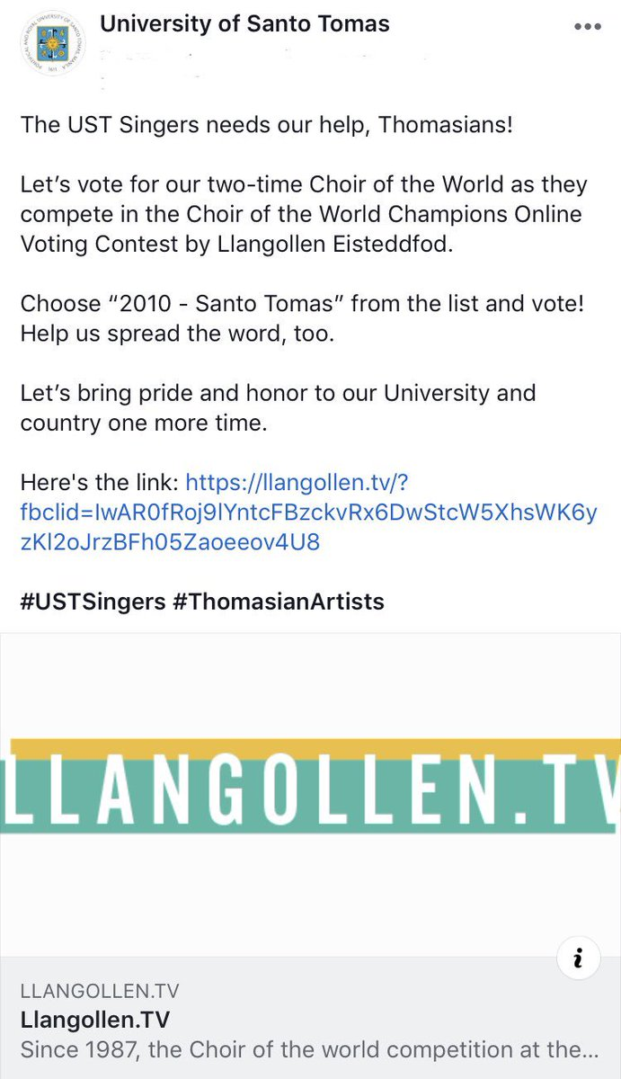 UST Singers (@OfficialUSTS)   Twitter