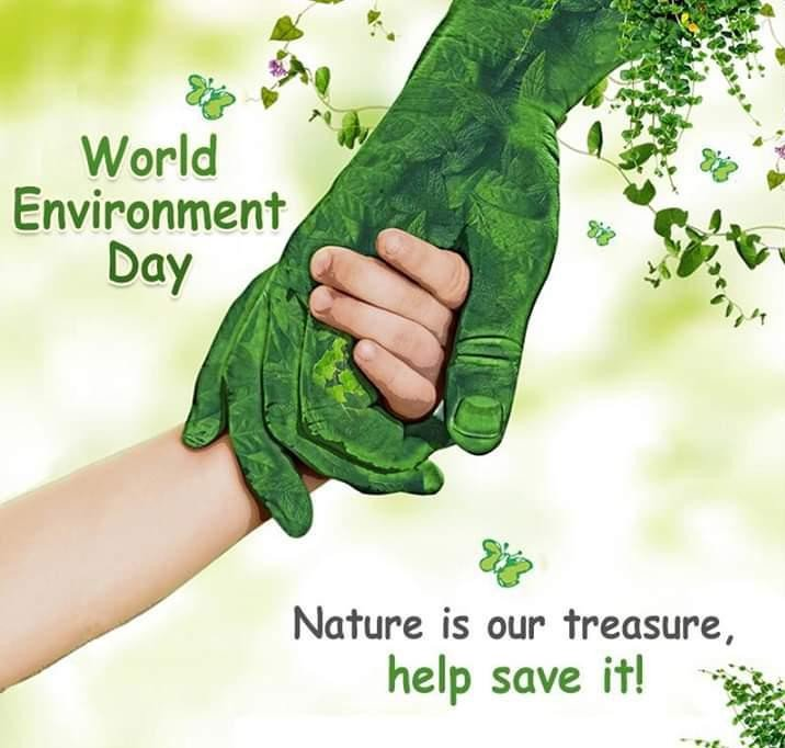 World Environment Day -  5th June : GoGreen