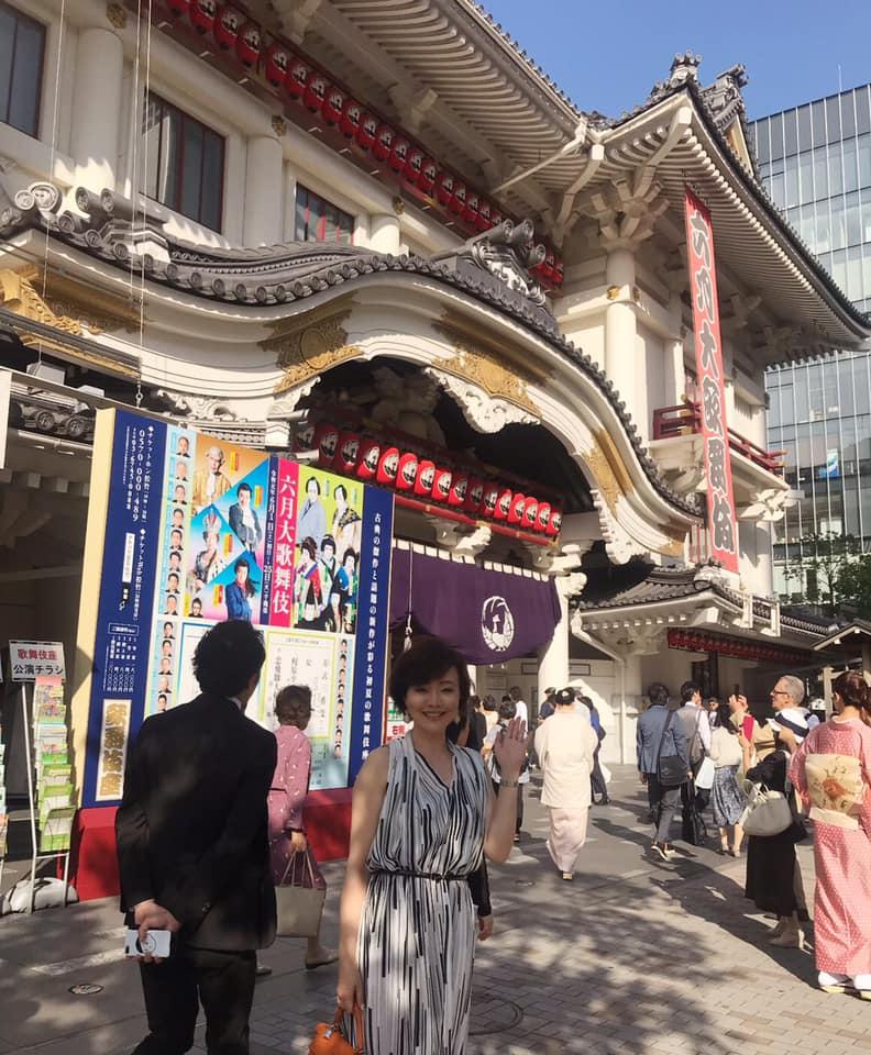 #キャストピ!  皆さん、こんばんは🌙  #ケーブルNews 木・金曜キャスターの黒岩千晴です。  鈴鹿市の偉人といえば…?  そうです! 大黒屋光太夫!! 光太夫を題材とした歌舞伎を東京の歌舞伎座に観に行ってきました‼️  🎤  続きはFBで♪ 🔗https://www.facebook.com/1757999917778595/posts/2326446844267230/…  #キャスター #黒岩千晴