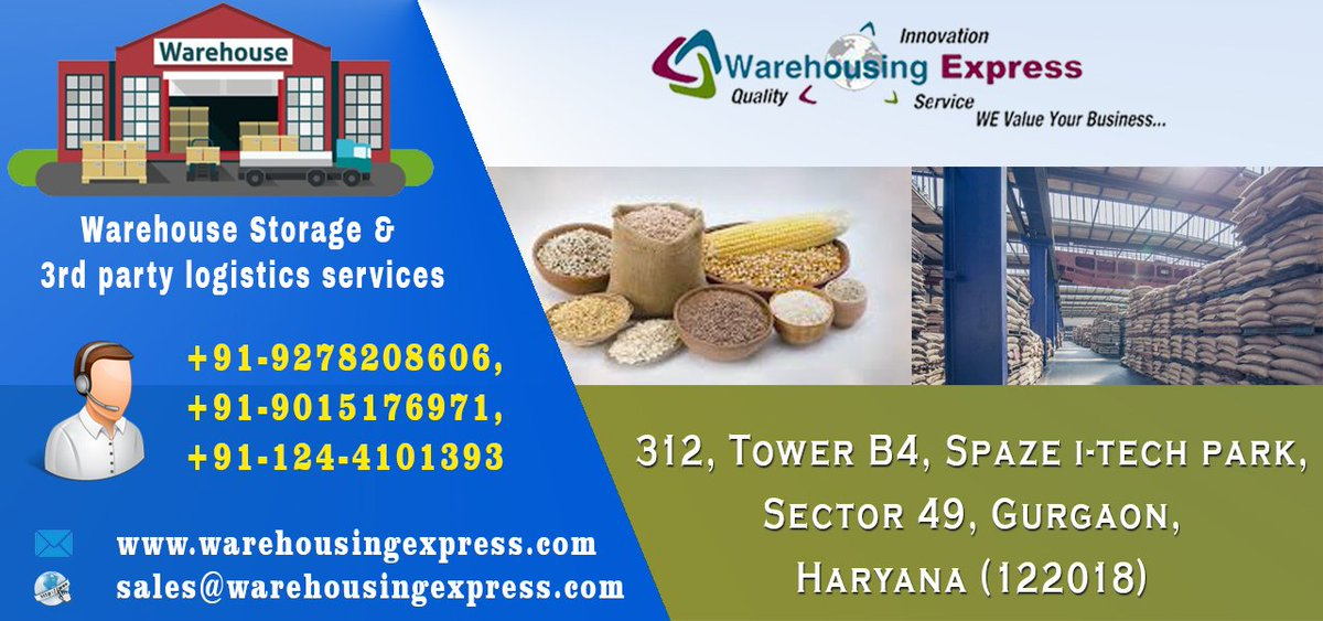 Warehousing Express - @WarehousingExpr Twitter Profile and