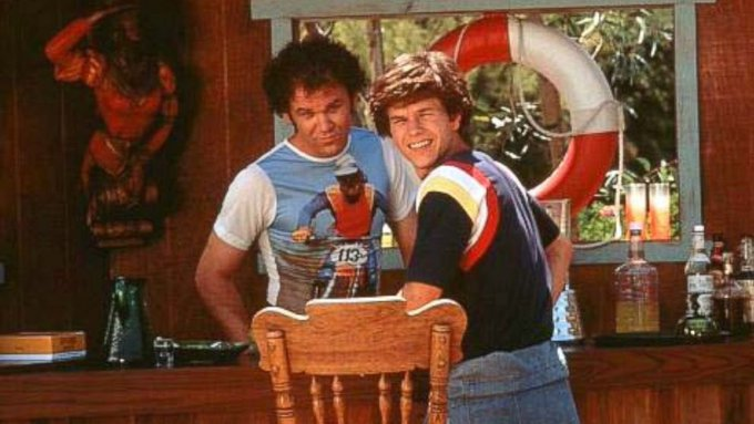 Happy Birthday to to Mark Wahlberg, born this day 1971. Also known as Brock Landers