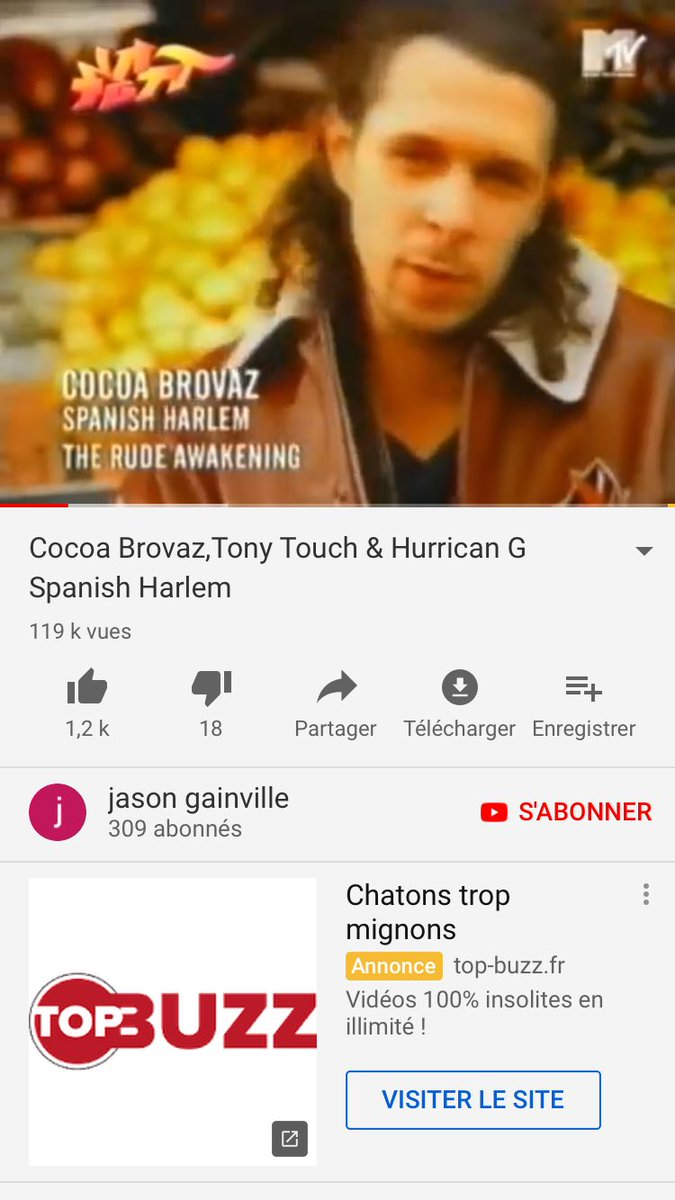 @SantoLeny Tony Toca esta loca 😉 One love to the fans in Boricua land and hermanos chocolate 😄 #oldschool #cocoabrovaz #boricua #realhiphop #hiphoplife #mtvrap #spanishharlem