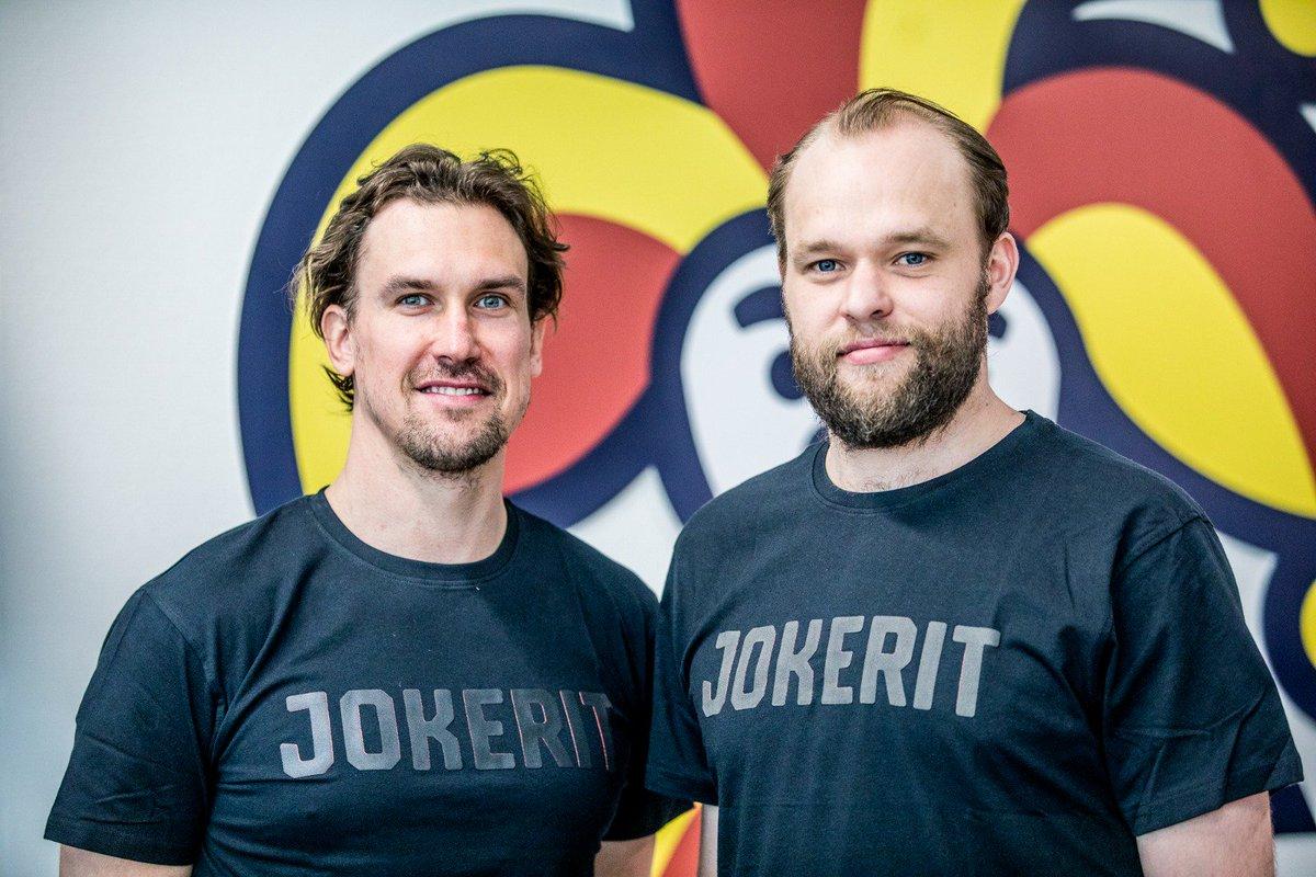🔥🔥Antti Niemi ja @SamiLepisto ensi kaudella jokeripaidassa🔥🔥 #Jokerit #KHLfi   LUE: https://t.co/INLE0fTmnK https://t.co/qb5fOBB4Zo