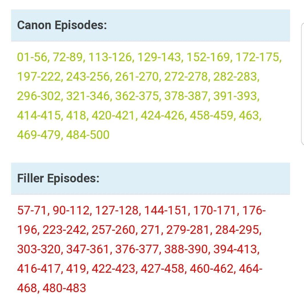 #naruto shippuuden list of episodes hashtag trên BinBin ...