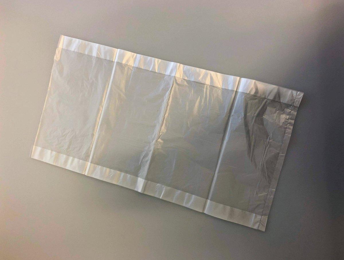 test ツイッターメディア - お出かけに便利な抗菌・消臭袋!  #キャンドゥ #100均 #抗菌 #消臭 #おむつ #ウェアー #ユニホーム #シューズ #特許技術 #日本製 #ニオイ #お出かけ #部活 #旅行 #外出 #梅雨 https://t.co/ZOvpm60WFE