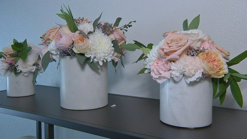Wedding Bouquets For Half Cost At New Shop In The Heights