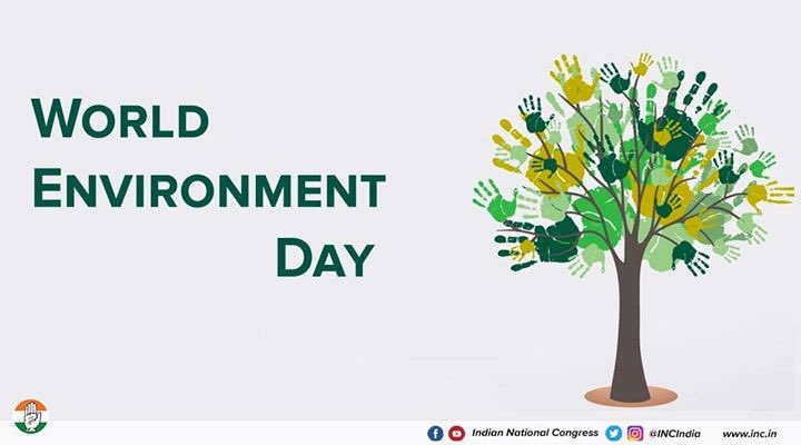 Massive degradation of our environment has directly impacted & destroyed the lives of millions of Indians. Yet environmental issues don't get the importance they deserve, because they aren't seen as political issues.   This #WorldEnvironmentDay let us resolve to change that.