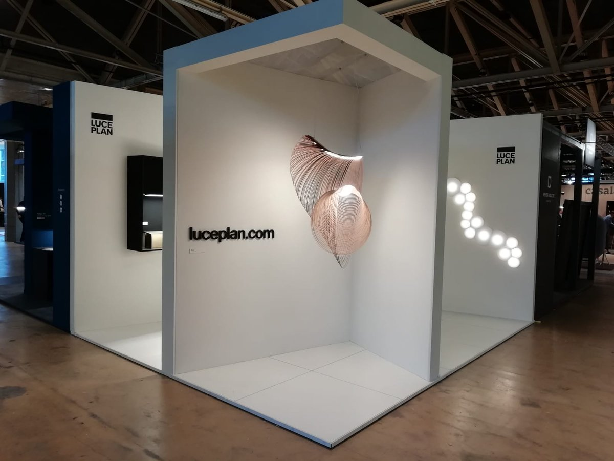 Event of the day: Design District in Rotterdam! Come and discover our novelties 2019 https://t.co/L3VAwS5r5f #luceplanevent #event #design #architecture #exhibition #novelties2019 #lightingdesign #lighting #luceplan https://t.co/HTpYJAkef0