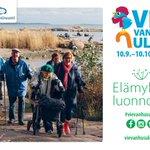 Image for the Tweet beginning: Vie vanhus ulos -kampanja järjestetään